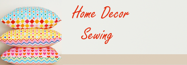 pillow home decor sewing